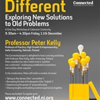 Prof Peter Kelly Workshop - Coleraine (UU) ,11/12/2015